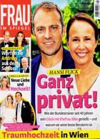 Frau Im Spiegel Weekly Magazine Issue 38