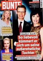 Bunte Illustrierte Magazine Issue 38