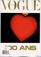 Vogue French Magazine Issue NO 1021