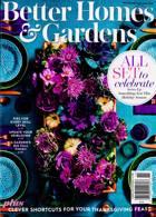 Better Homes And Gardens Magazine Issue NOV 21
