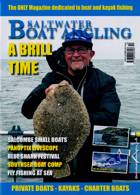 Saltwater Boat Angling Magazine Issue OCT 21