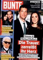 Bunte Illustrierte Magazine Issue 39