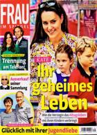 Frau Im Spiegel Weekly Magazine Issue 39