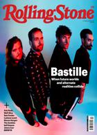 Rolling Stone Uk Oct/Nov 21 - Bastille Magazine Issue BASTILLE