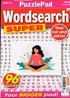 Puzzlelife Wordsearch Super Magazine Issue NO 44
