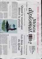 Le Monde Diplomatique Magazine Issue NO 811