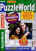 Puzzle World Magazine Issue NO 105