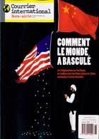 Courrier International Hs Magazine Issue 85H