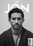 Jon Issue 32 Kirk Newmann Cover Magazine Issue 32 Kirk Newmann