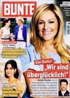 Bunte Illustrierte Magazine Issue 41