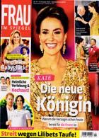 Frau Im Spiegel Weekly Magazine Issue 41