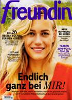 Freundin Magazine Issue 22