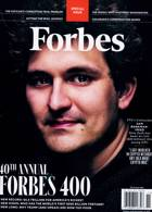 Forbes Magazine Issue FBES 400