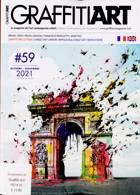 Graffiti Art Magazine Issue 59