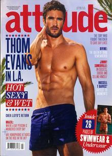 Attitude 246 - Thom Evans Magazine THOM EVANS Order Online