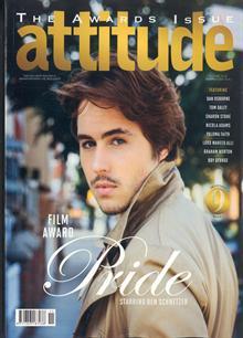 Attitude No 250 Ben Schnetzer Magazine BEN SCHNETZER Order Online