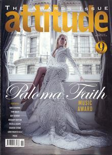 Attitude No 250 Paloma Faith Magazine PALOMA FAITH Order Online