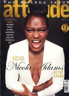 Attitude No 250 Nicola Adams Magazine NICOLA ADAMS Order Online