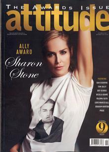 Attitude No 250 Sharon Stone Magazine SHARON STONE Order Online