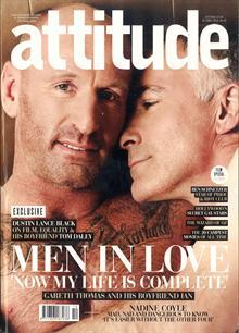 Attitude 249 Gareth Thomas Magazine N249 Order Online