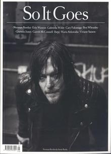 So It Goes Issue 5 Norman Reedus Magazine Iss 5 Norman Order Online