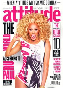 Attitude No 255 Rupaul Magazine RuPaul Order Online
