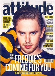 Attitude No 257 Freddie Highmore Magazine 257 Order Online