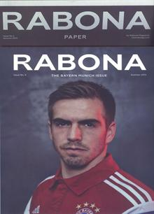 Rabona 4 And Paper 2 Magazine No4&pap2 Order Online