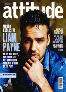 Attitude 262 Liam Payne Blue Magazine Att Cvr 1 Order Online