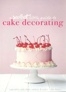 A Sweet Little Guide Magazine Issue cake dec