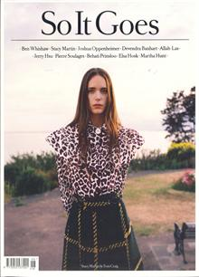 So It Goes Issue 6 Stacy Martin Magazine Issue Stacy Martin