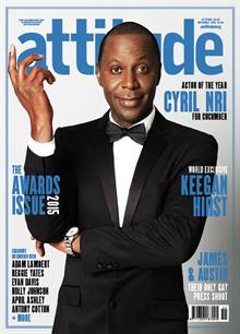 Attitude 263 Cyril Nri Magazine Issue NO 263