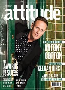 Attitude 263 Antony Cotton Magazine NO 263 Order Online