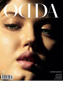 Odda Issue 10 Lindsey Wixson Magazine No10LindWix Order Online