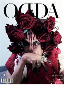 Odda Issue 10 Michele Lamy Magazine No10MichLamy Order Online