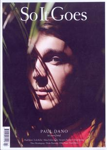 So It Goes Issue 7 Paul Dano Magazine PaulDano Order Online