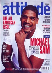 Attitude 269 Michael Sam Magazine NO 269 M Sam Order Online