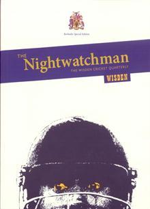 Nightwatchman Barbados Special Magazine Issue Bar-Spec