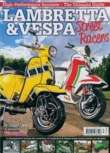 Lambretta & Vespa Magazine ONE SHOT Order Online