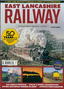 East Lancashire Railway Magazine ONE SHOT Order Online