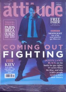 Attitude 279 Dustin Lance Magazine Issue 279