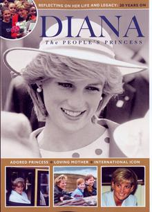 Diana The Peoples Princess Magazine ONE SHOT Order Online