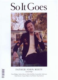 So It Goes Issue 9 Father John Misty Magazine Issue Iss9 JonMis