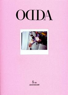 Odda Fifth Anniversary Issue 12 Magazine Issue Od-5-A