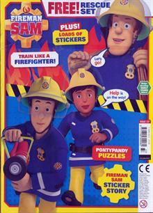 Fireman Sam Magazine Issue NO 137