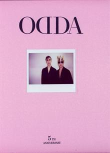 Odda Fifth Anniversary Alexandra Issue 12 Magazine Issue Od-5-A AE