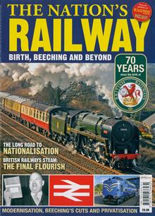 The Nations Railway Magazine ONE SHOT Order Online