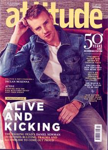 Attitude 285 - Daniel Newman & Declan Mckenna Magazine 285 Order Online