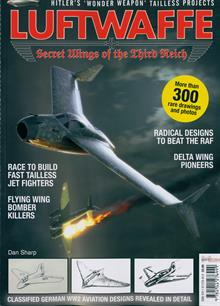 Luftwaffe Secret Wings Magazine ONE SHOT Order Online