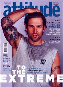 Attitude 286 - Gavan Hennigan Magazine No 286 Order Online